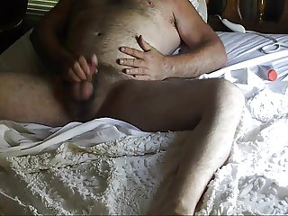 early morning jacking off