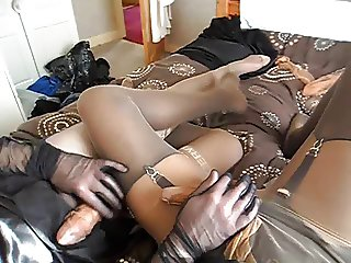 Sue and pammy nylon fetish
