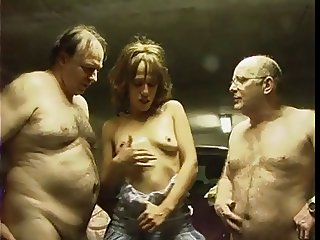 Two Dicks And A Whore