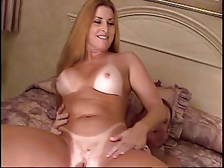 Grandpa fucks hot blonde from behind while she sucks second old dude off