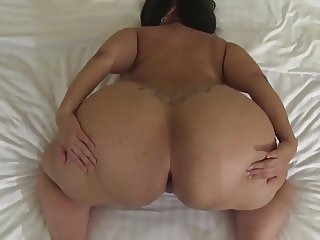 Big ass latina