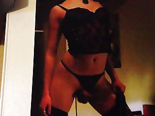 Norwegian crossdresser tribute