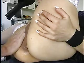 Yoni Puja - Fisting Gape Collections 12