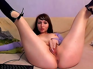 Romanian sex-chat girl