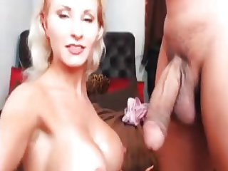 Bigger Cock -  Couple on Cam