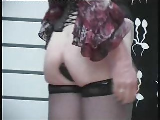 shemale anal fisting - Maitresse Roxanne (1)