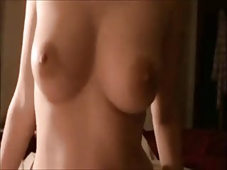 Amateur curvy wife amazing riding