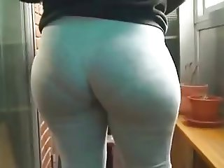 My Big Booty in Tights