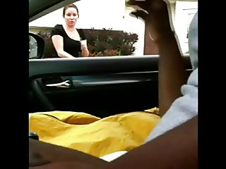 Black Guy Asking for Directions