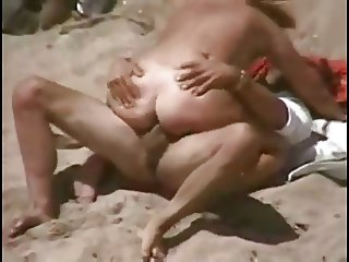 Nice Fucking On Crique Beach BVR