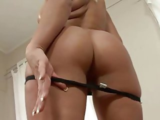 Hot Goddess Teases and Strips