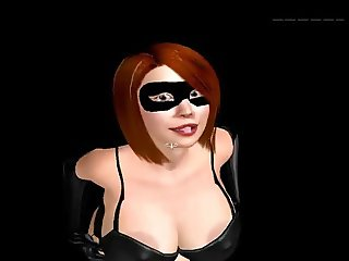Elastigirl virtual sex mom 1