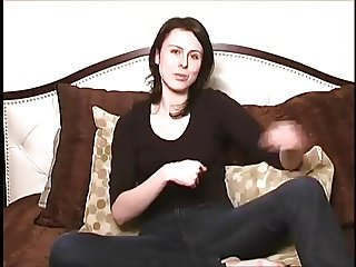 Pretty girl instructs you on how to jerk your cock ( JOI )