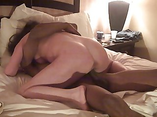 Wife pounded by BBC