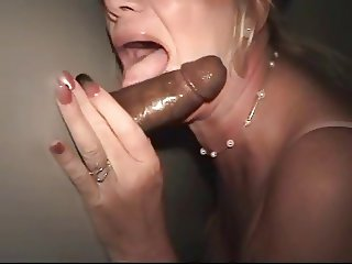 Black dick gloryhole 2