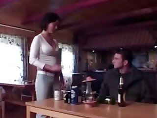 Swedish Vera and her Fuck in a Bar