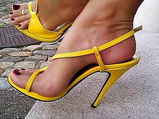 Back on high heels