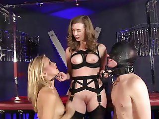 slave gets lucky