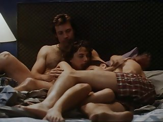 Saints And Sinners 1994 (Threesome erotic scene) MFM