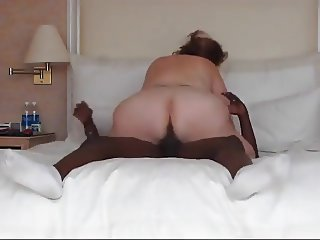 horny bbw rides young bbc