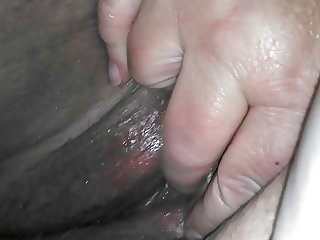 Clit play until I squirt