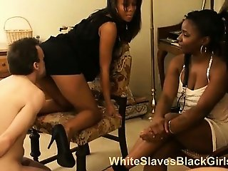 Submissive guys and Ebony mistresses