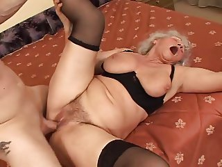 I wanna cum inside your grandma vol 4