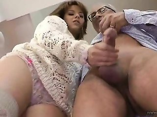 Horny old fellow