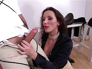 Drained by the mistress