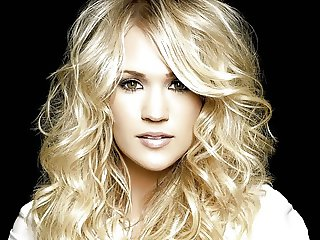 Carrie Underwood Jerk Off Challenge