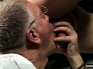 New boy Reece experiences the pain and pleasure of a cum