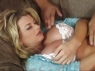 Papa - Very hot blonda babe getting some cock