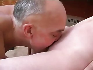 Old Guy have Sex with young Girl #1