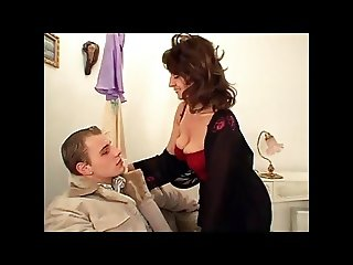 Milf Anne Ends With Great Titjob BVR