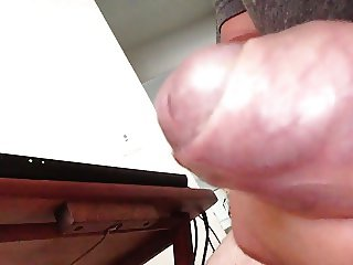 Jerking Out A Load