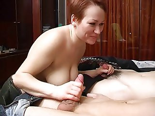 Mature and 2 young cocks 4