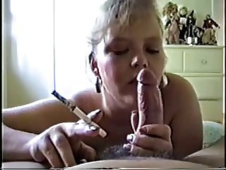 Mature Wife Dirty Talking, Fuck and Smoke - negrofloripa
