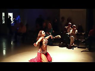 Alla Kushnir sexy Belly Dance part 116