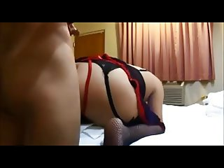 Amateur booty wife anal