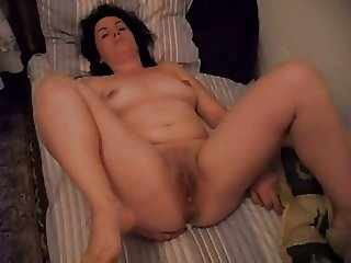 Mature woman showing pussy - bulgarian