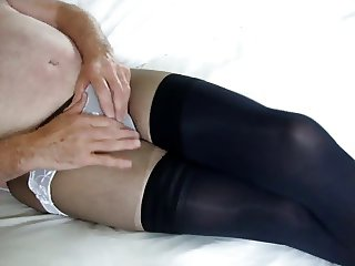 tights, stockings and panties