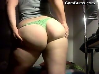 Big White Girl With A Big Ass
