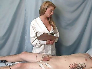 BDSM: Electro Shock Massage and Therapy