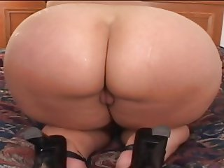 One milf two lucky guys