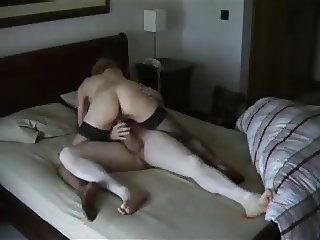 wife on top awesome hump