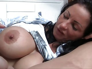 Milf Handjob And Cumshot