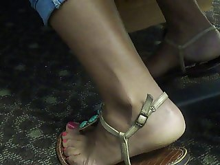Sweet feet and Sandals