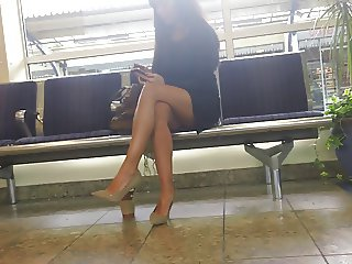 Sexy Legs and High Heels
