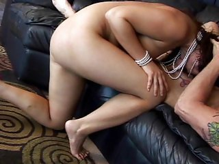 Hot Asian pussy creampied