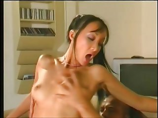 DOLLY BOYFRIEND BROUGHT PUSSY AND ANAL FUCKING